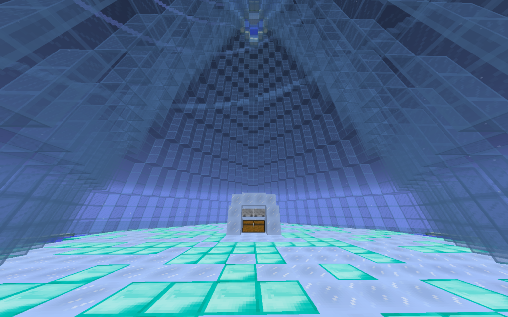 スカイブロック氷晶島1階内装1