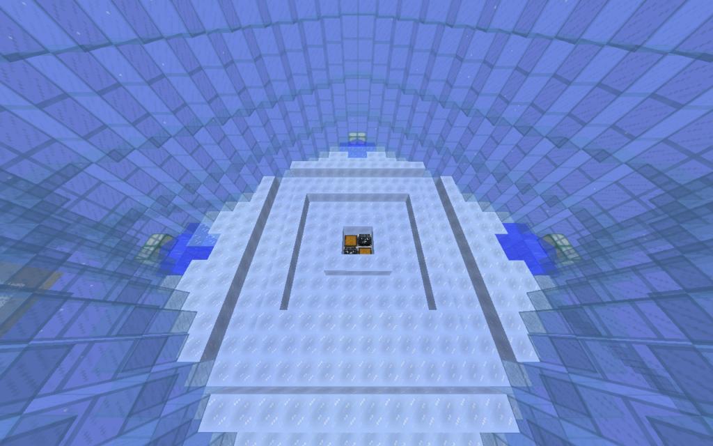 スカイブロック氷晶島2階内装1