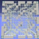 スカイブロックガラス島攻略